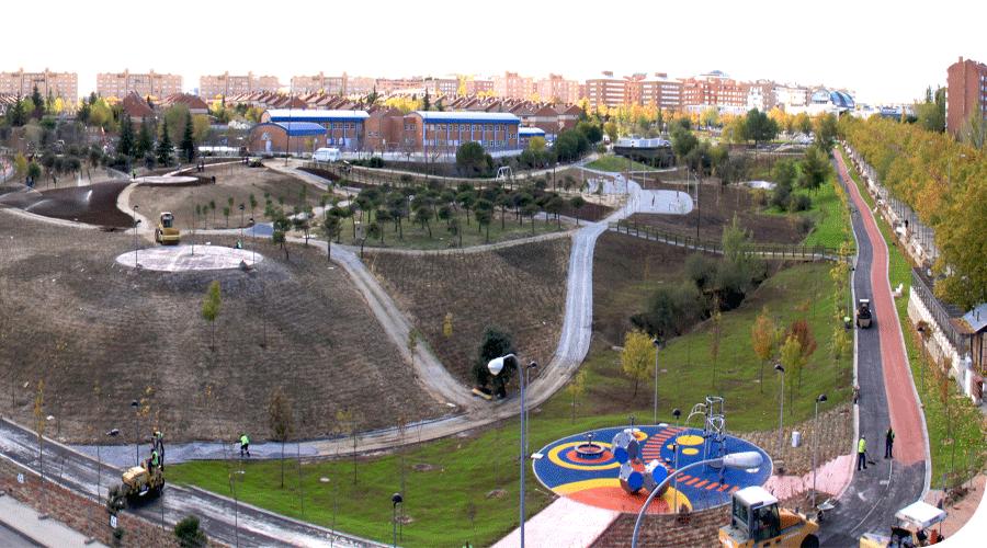 Parque Central Tres Cantos