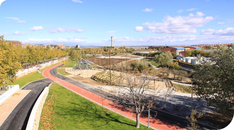 Parque central tres cantos - Aticos en tres cantos ...