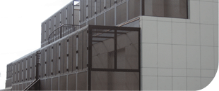 Edificio viviendas bioclimáticas