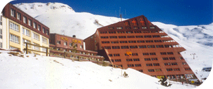 Hotel 3 estrellas Valle Astún