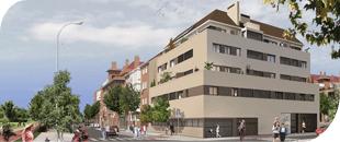 Edificio Viviendas Vallecas