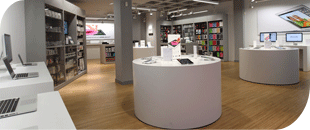 Retail Apple Premium Reseller Alicante